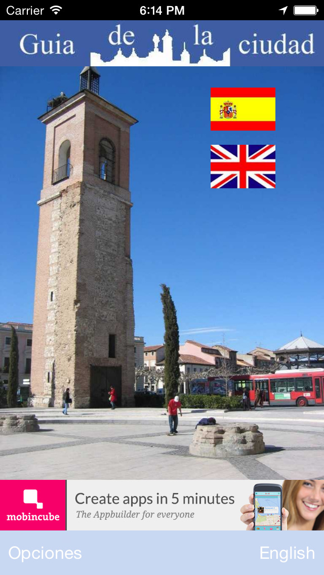 Visitando Alcalá screenshot 3