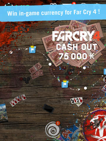 Far Cry® 4 Arcade Poker screenshot #4