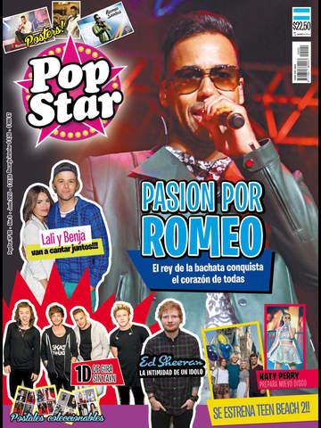 Pop Star (revista) screenshot 6
