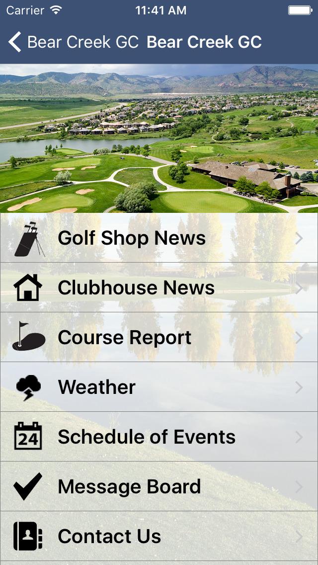 Bear Creek GC screenshot 3