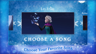 Disney Karaoke: Frozen screenshot 2