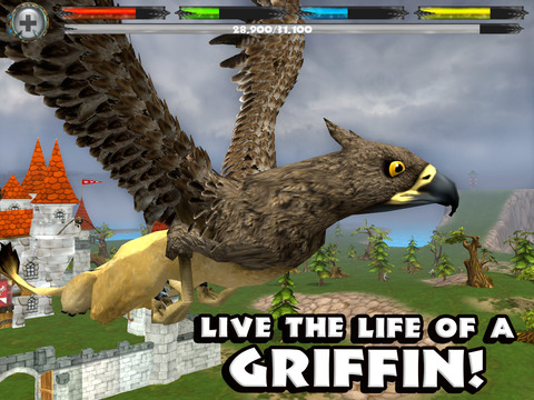 Griffin Simulator screenshot 6