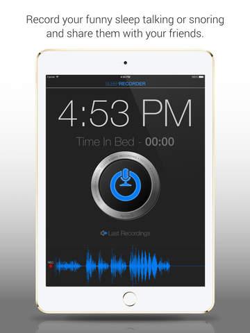 Prime Sleep Recorder Pro screenshot 6