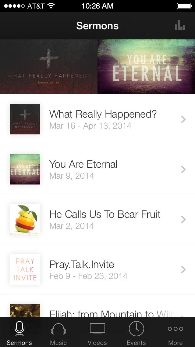 Eternal Church screenshot 1