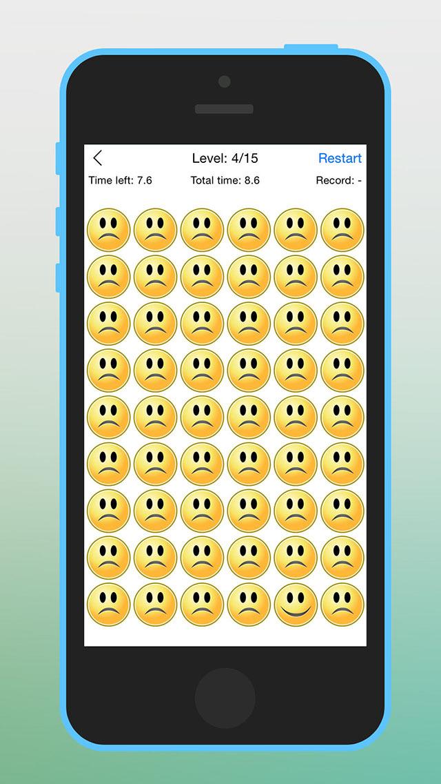 Find Smiling-Face Pro screenshot 3