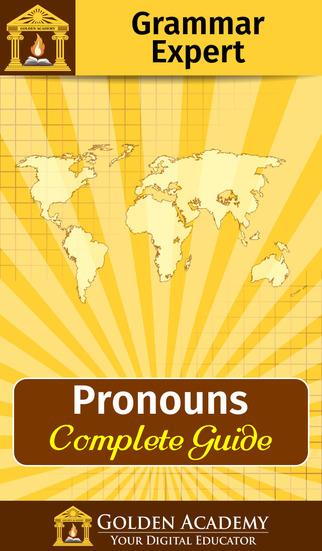Grammar Expert : Pronouns [ Complete Guide ] screenshot 1