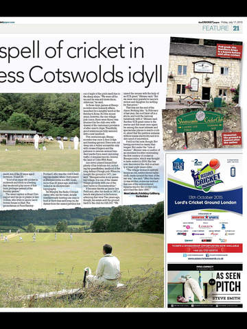 The Cricket Paper Magazine screenshot 10
