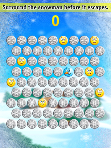Frozen Snowman Trap screenshot 3