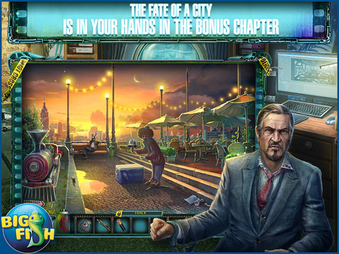 Reality Show: Fatal Shot HD - A Hidden Object Detective Game screenshot 4