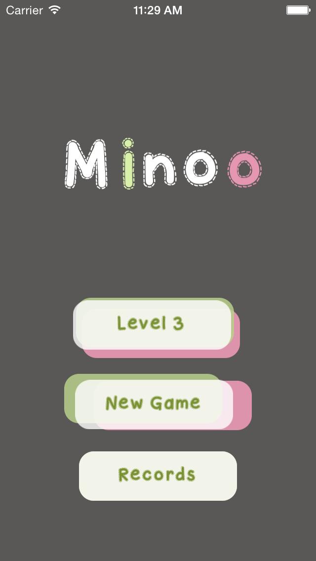 Minoo screenshot 1
