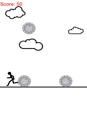 A Stickman On Paper - Raindrop Of Barrel screenshot 4
