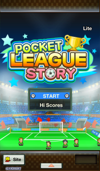 Pocket League Story Lite screenshot 5