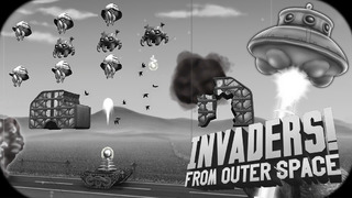 Invaders! From Outer Space screenshot 1