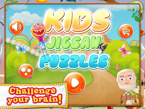 Kids Jigsaw Puzzle. screenshot 8