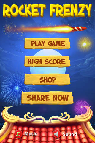 Rocket Frenzy Deluxe HD - náhled