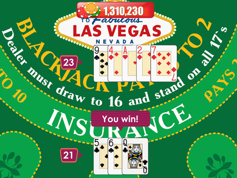 Amazing Vegas Black Jack screenshot 8