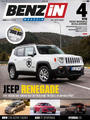 Benzin Magazin screenshot 6