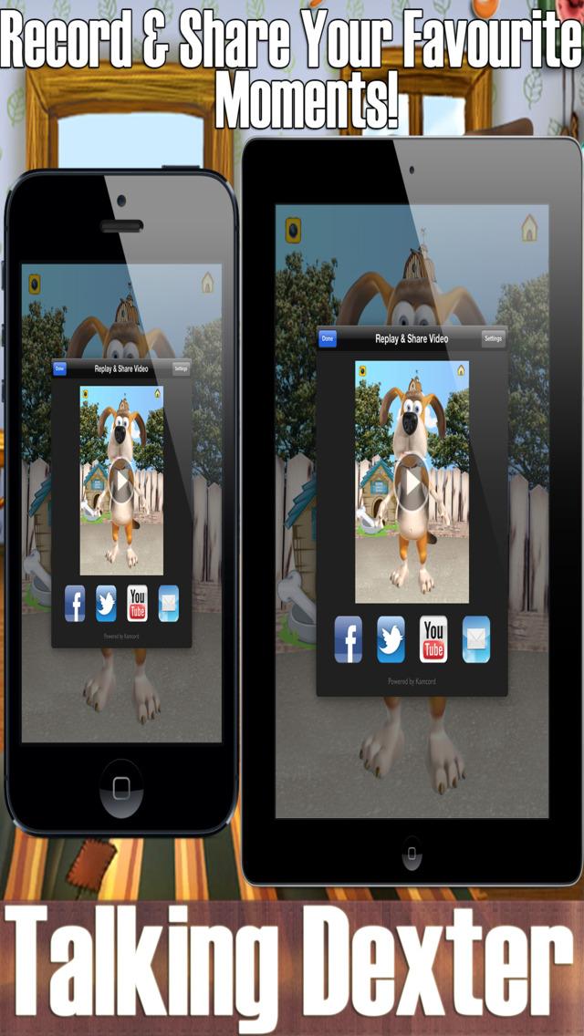 Talking Dexter The Dog screenshot 3