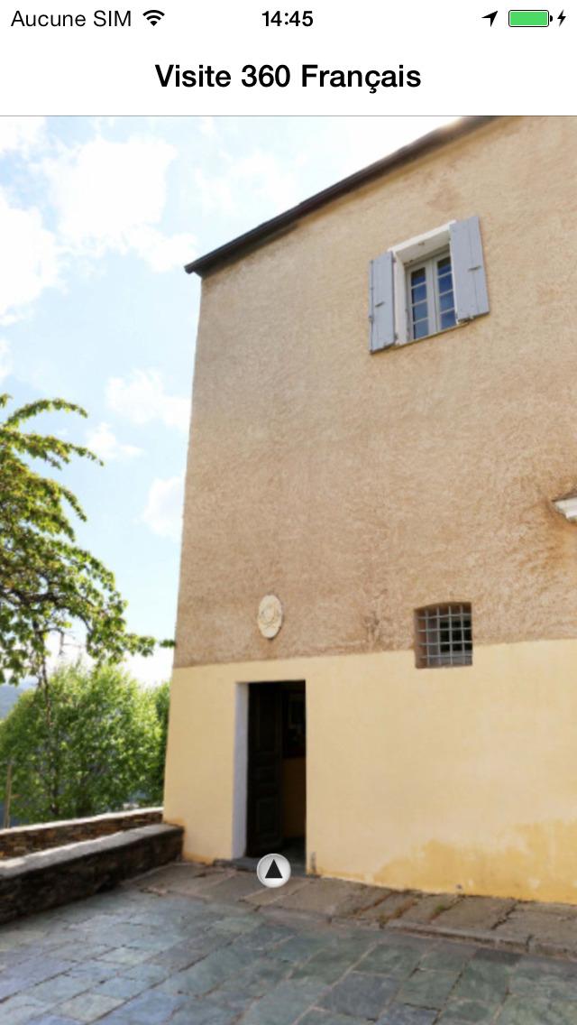 Musée Pascal Paoli, Maison des Illustres screenshot 3