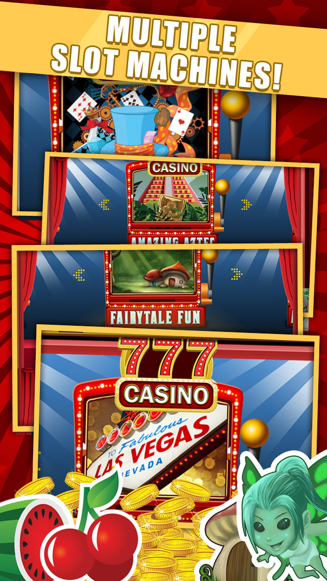 777 Casino screenshot 1