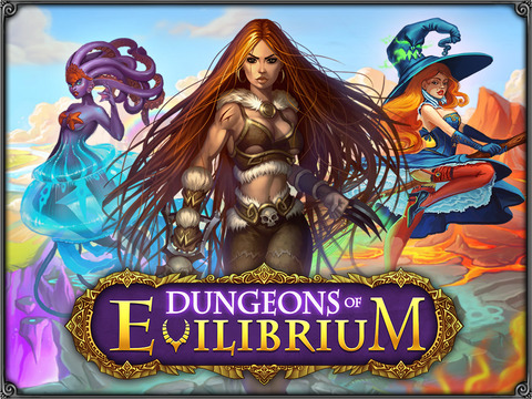 Dungeons of Evilibrium (RPG) – Card Battle Role-playing Game screenshot 6