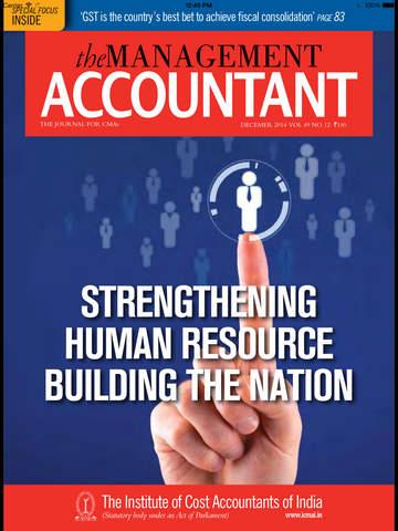 The Management Accountant screenshot 6