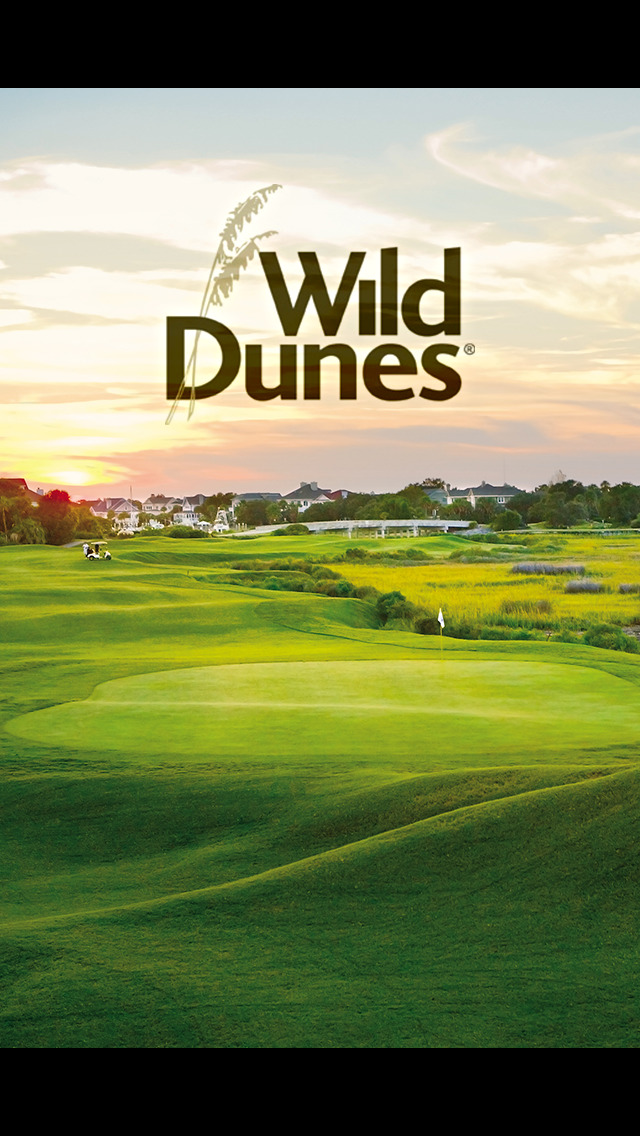 Wild Dunes Golf screenshot 1
