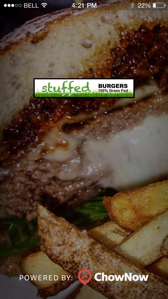 Stuffed Burgers screenshot 1