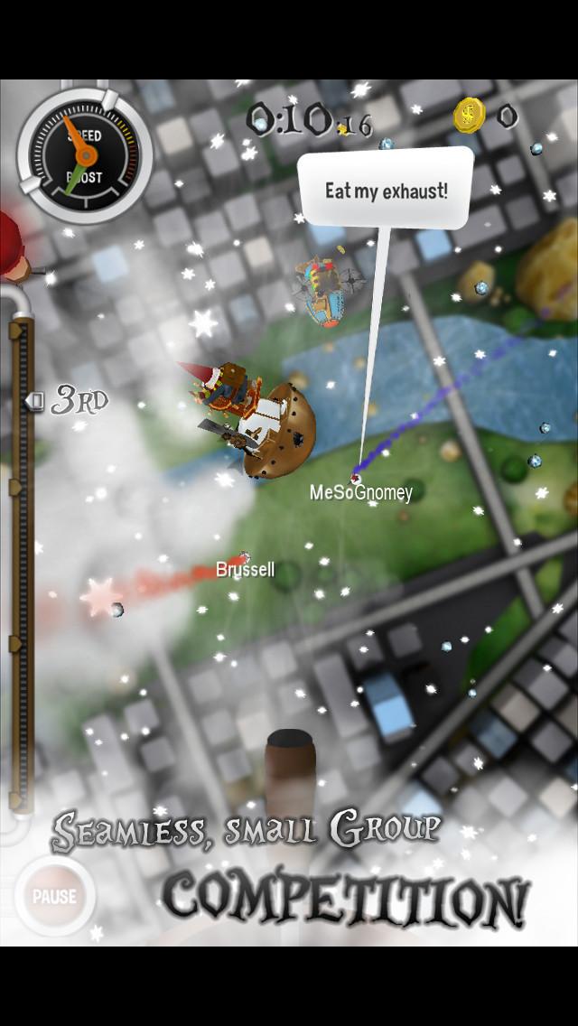Sky Gnomes screenshot 5