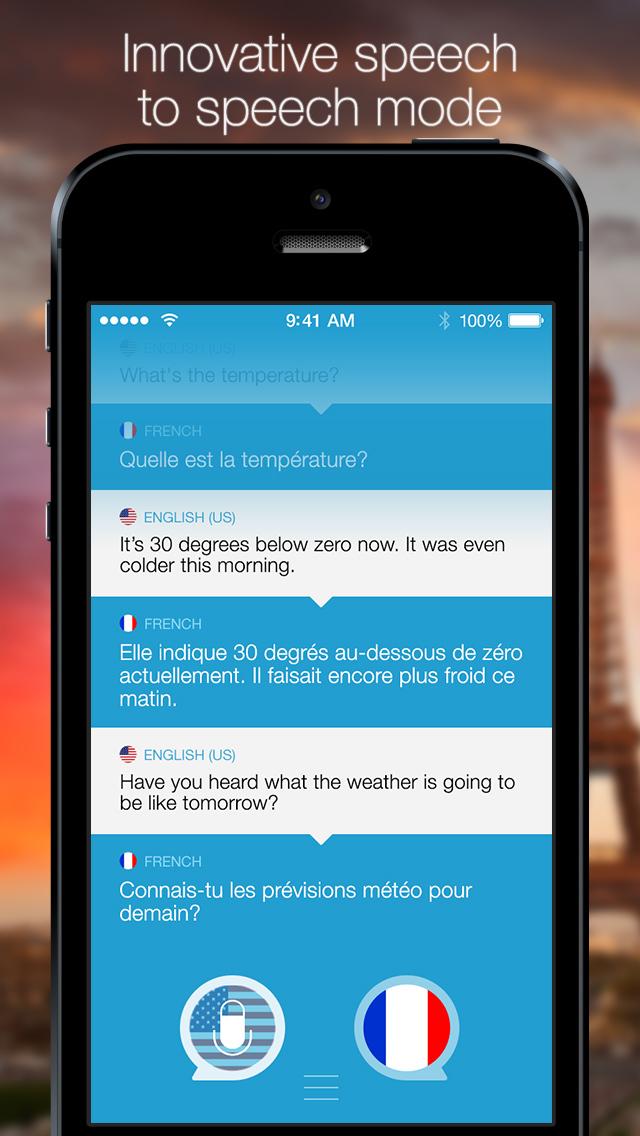 Speak & Translate - Translator screenshot 2