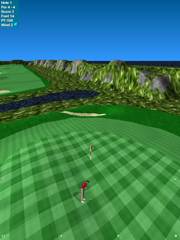 Par 72 Golf screenshot #2