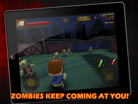 Call of Mini™ Zombies Free screenshot 7