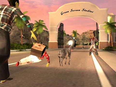 Goat Simulator GoatZ screenshot 6
