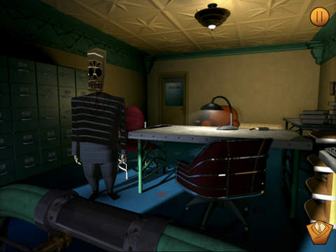 Grim Fandango Remastered screenshot 6