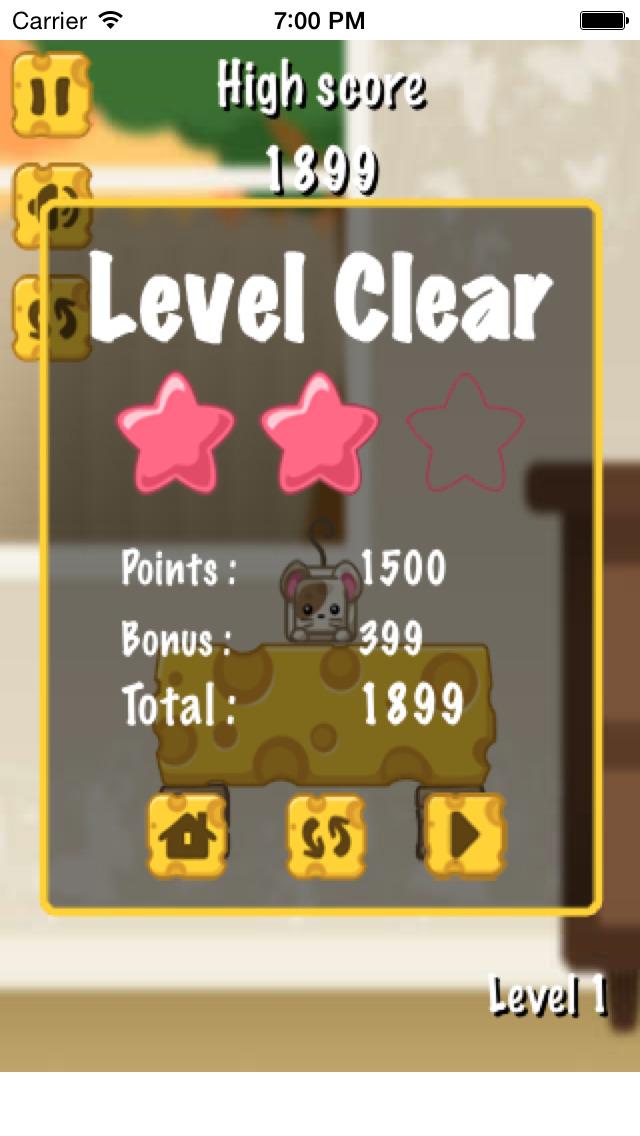 Mouse N Cheese screenshot 3