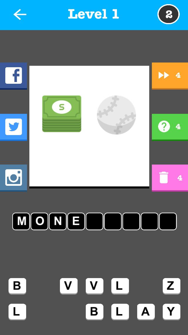 Emoji Movie Quiz screenshot 3