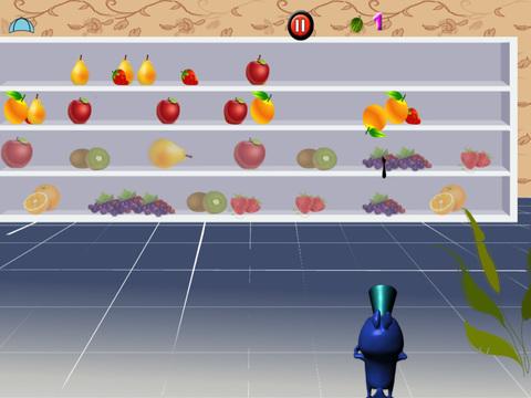 Amazing Fruit Jump screenshot 7