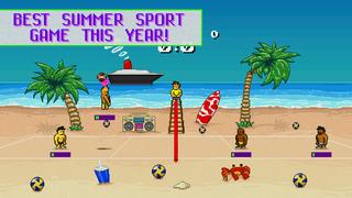 Extreme Beach Volley screenshot 1