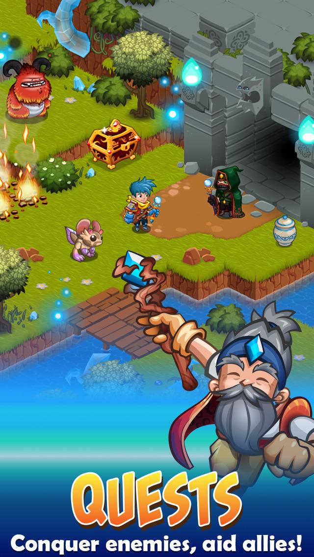Monster Legacy screenshot 5