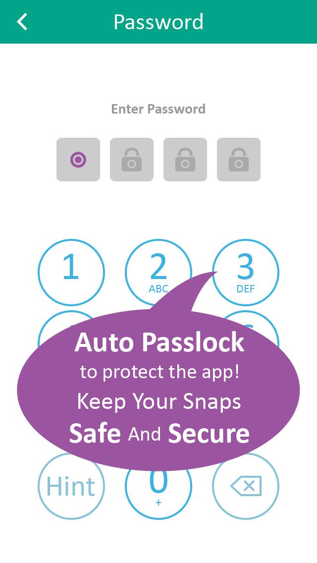 Snapbot - save all your snapchat and screenshot (iPhone) reviews at