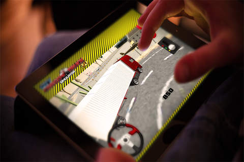 City Cargo Truck Simulator 3D - náhled