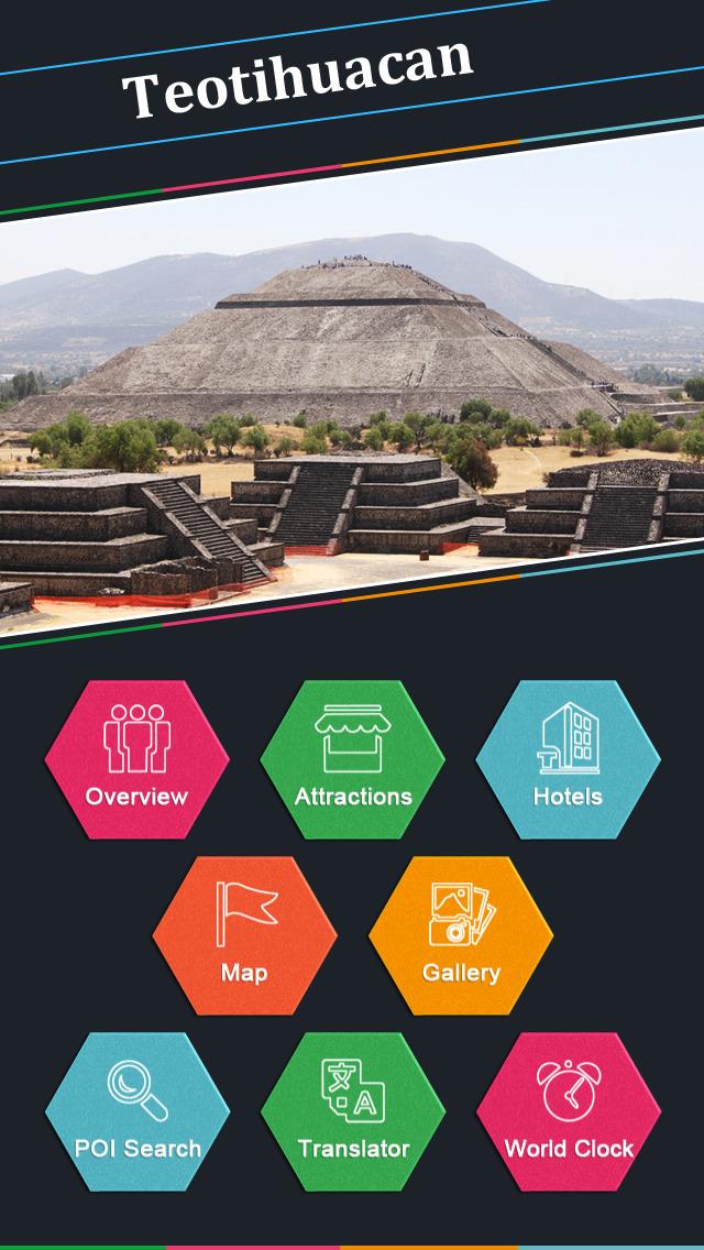 Teotihuacan screenshot 2