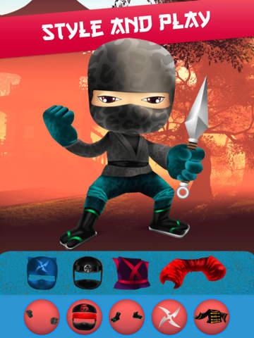 My Epic Ninja Superheroes World Fighter Club Game Pro screenshot 10