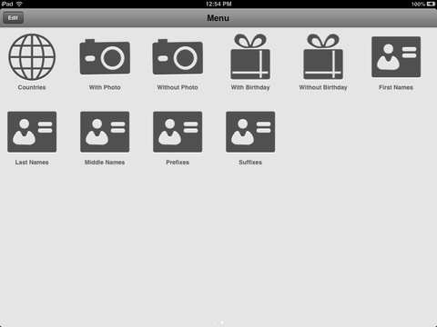Easy Contacts# Tool Lite screenshot 7