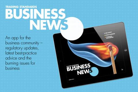 TSBN – Trading Standards Business News: regulation - náhled