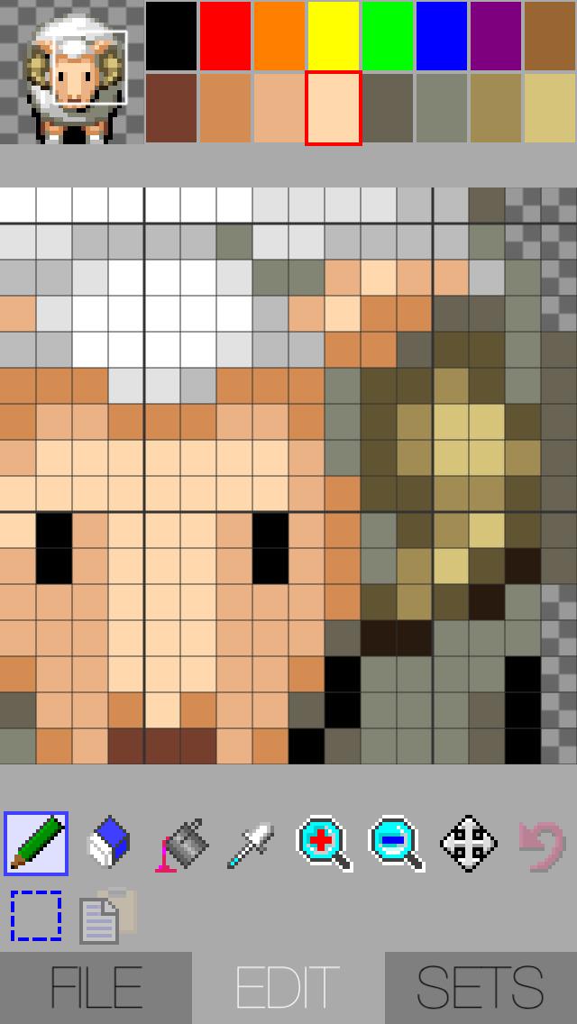 Dotter – smart dot picture editor screenshot 1