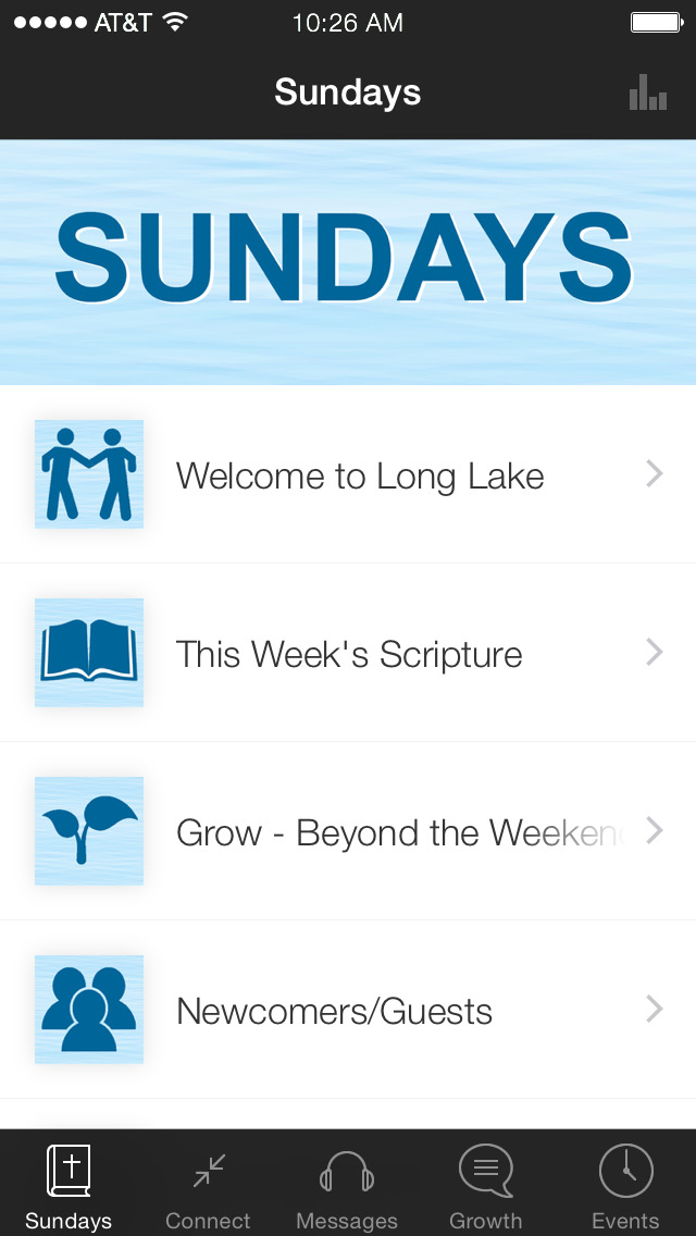 Long Lake Friends Church screenshot 1