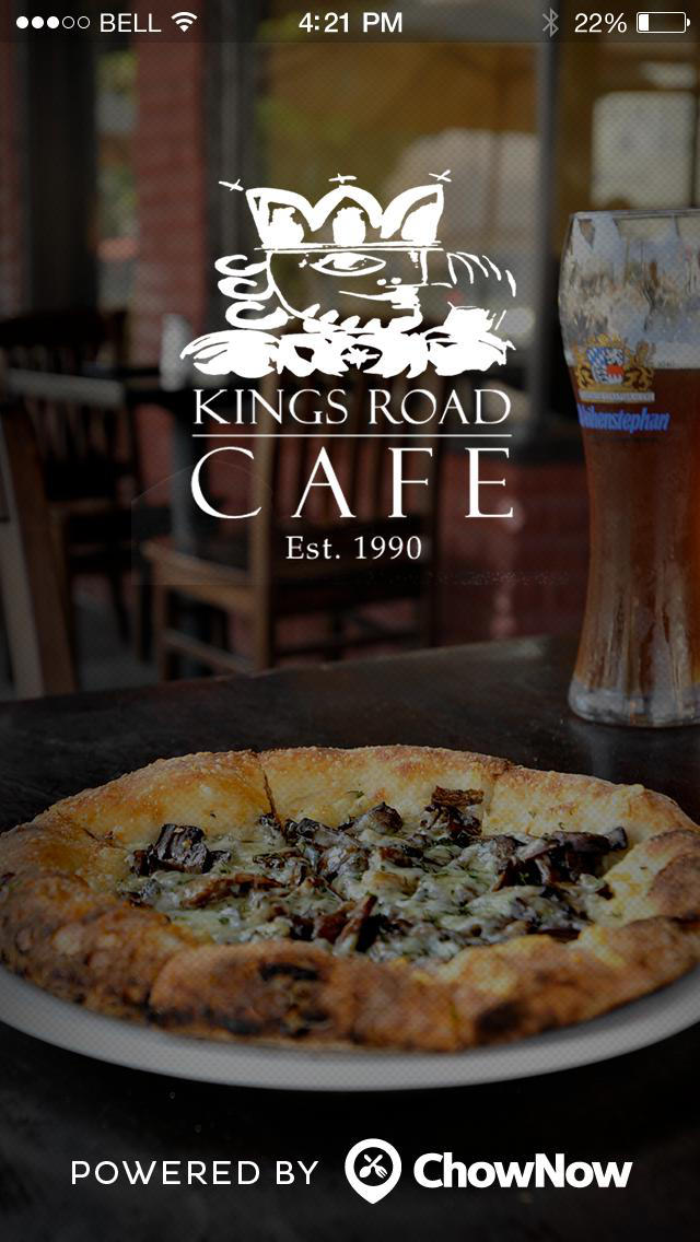 Kings Road Cafe screenshot 1
