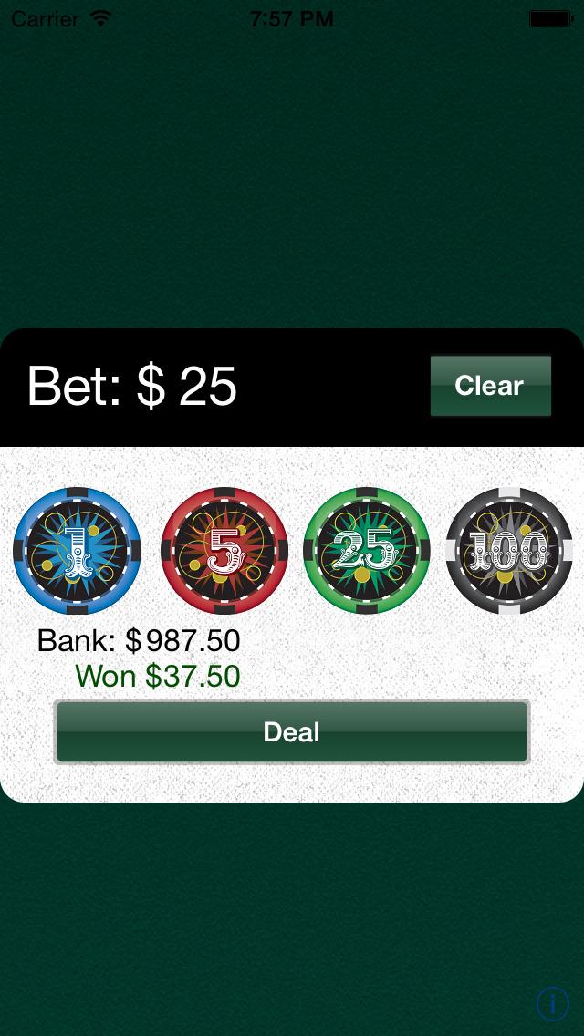 Blackjack & Card Counting Pro screenshot 3