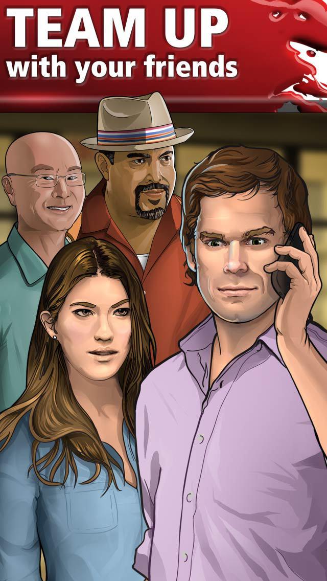 Dexter: Hidden Darkness screenshot 4